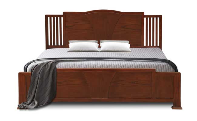 Select Attractive Wooden Bed Designs Online